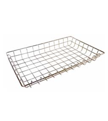 """Picture of Market Forge Sterilier 12"""" x 20"""" x 4"""" Wire Basket"""
