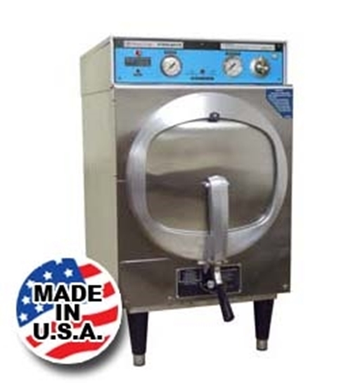 Picture of STM-E Market Forge Autoclave 230V Fixed Temperature Three Phases Domestic Version